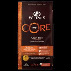 Wellness(犬)CORE無穀-成犬低敏經典美味4lb