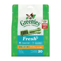 642863104725健綠潔牙骨 薄荷口味 7-11公斤專用20支裝12oz