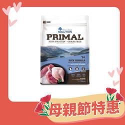 【SOLUTION-耐吉斯】源野高蛋白無穀全齡犬糧-鴨肉