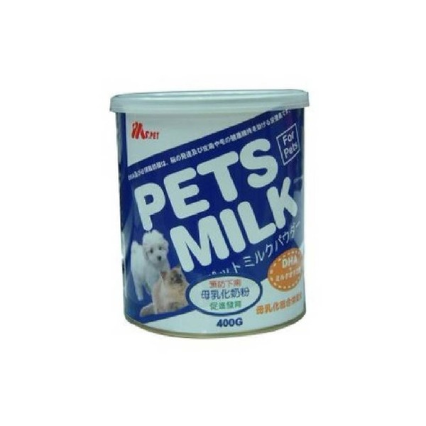 MS.PET母乳化寵物奶粉400g