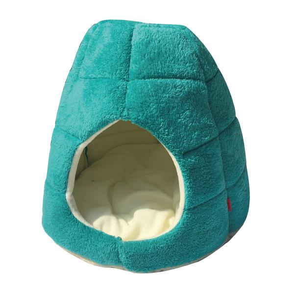 Sweet 兩用窩 - 冰屋(藍綠)