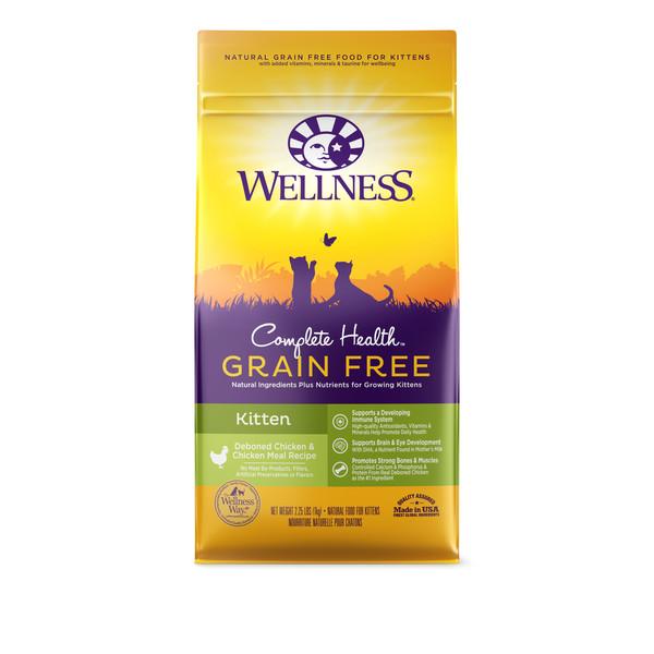 Wellness(貓)全方位無穀-幼貓去骨雞肉2.25lb
