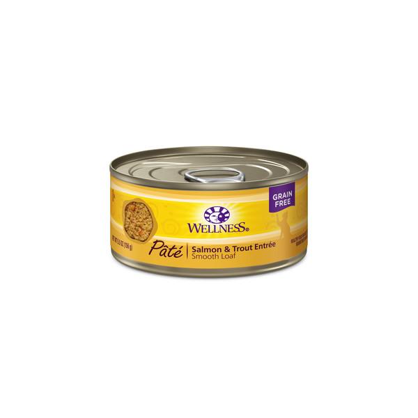 全方位肉醬貓主食罐鮭魚鱒魚156g