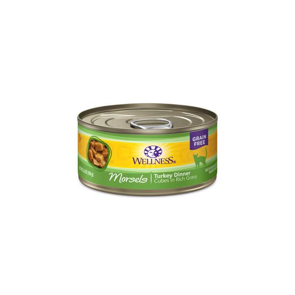 全方位肉塊貓主食罐火雞肉156g