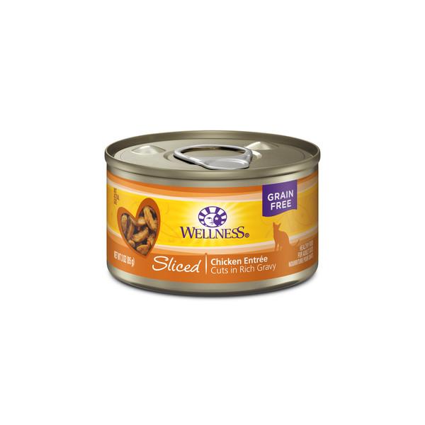 【Wellness】全方位肉條貓 主食罐85g 共2種口味