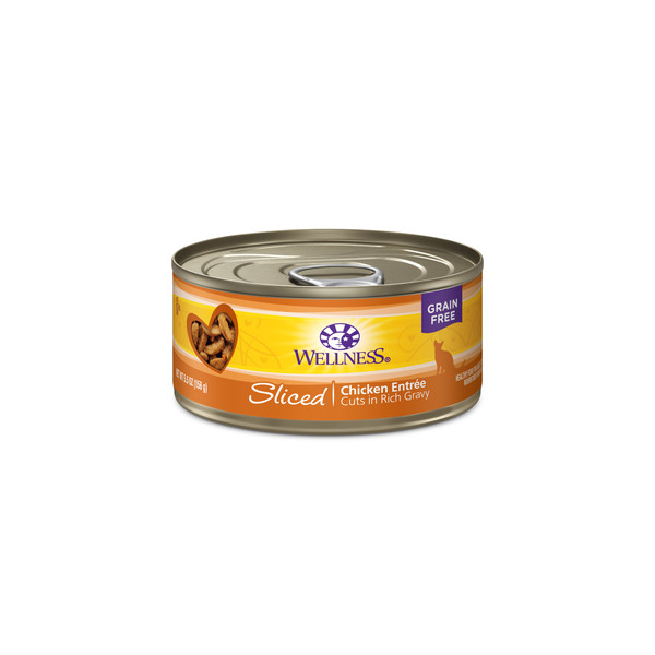 【Wellness】全方位肉條貓 主食罐156g 共2種口味