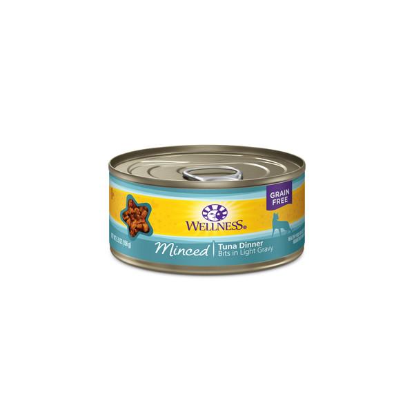 【Wellness】全方位碎肉貓 主食罐156g 共2種口味