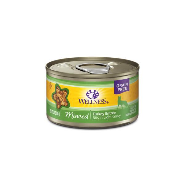 【Wellness】全方位碎肉貓 主食罐85g 共2種口味