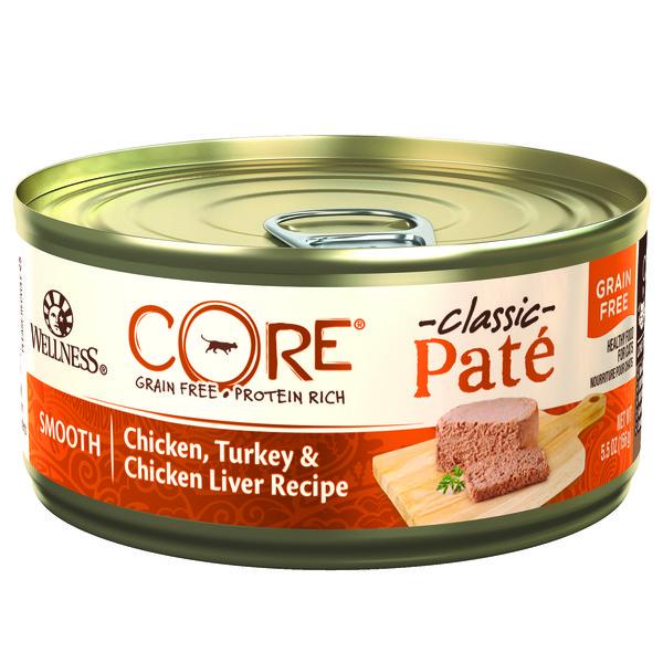 CORE經典肉醬主食貓罐火雞+鴨肉156g