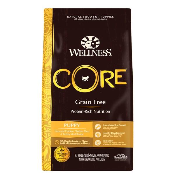 【即期促銷】Wellness(犬)CORE無穀幼犬低敏聰明活力4lb/24lb