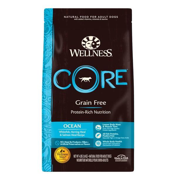 Wellness(犬)CORE無穀-成犬低敏頂級深海4lb