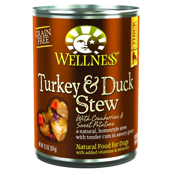 【Wellness】全方位主食狗罐 354g 共3種口味