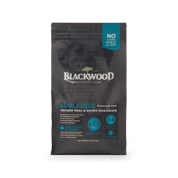 【BLACKWOOD 柏萊富】成犬活力(雞肉+糙米)5lb/15lb
