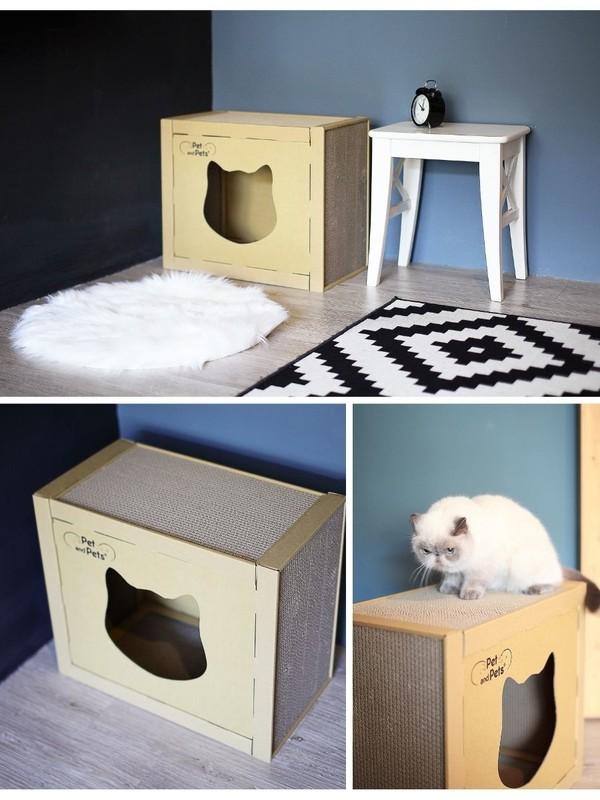 1169009600 The Box 四腳貓屋【Pet and Pets 喵旺家族】