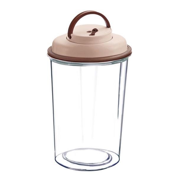 1300015200 ComboE2智能電動真空食物保鮮罐手柄款5公升-藍 1300015300 ComboE2智能電動真空食物保鮮罐手柄款5公升-咖啡