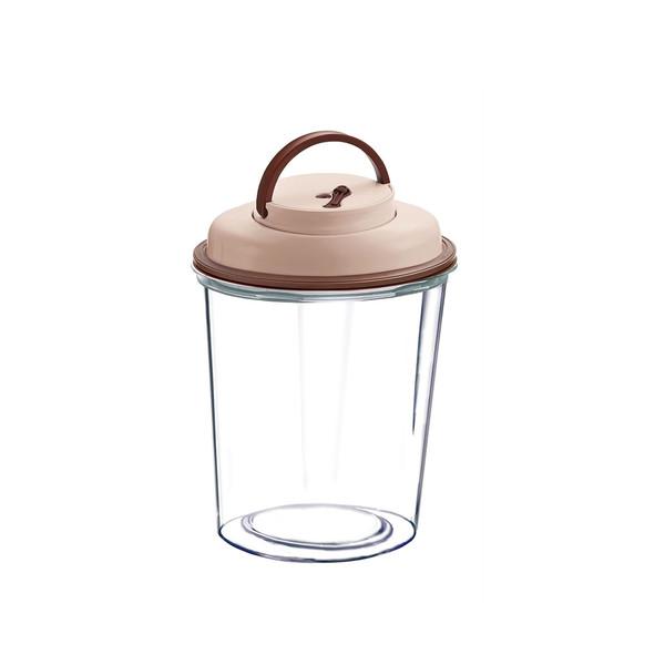 1300014900 ComboE2智能電動真空食物保鮮罐手柄款3.5公升-咖啡 1300014600 ComboE2智能電動真空食物保鮮罐手柄款3.5公升-粉