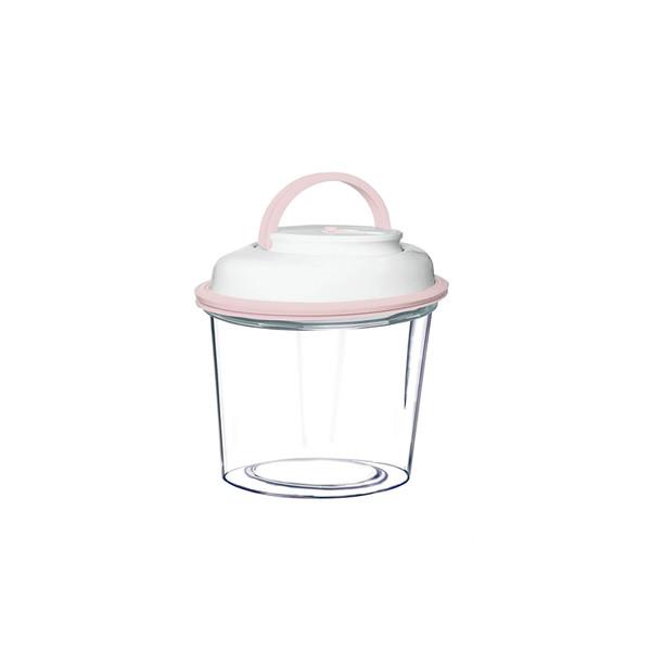 ComboE2智能電動真空食物保鮮罐手柄款2公升