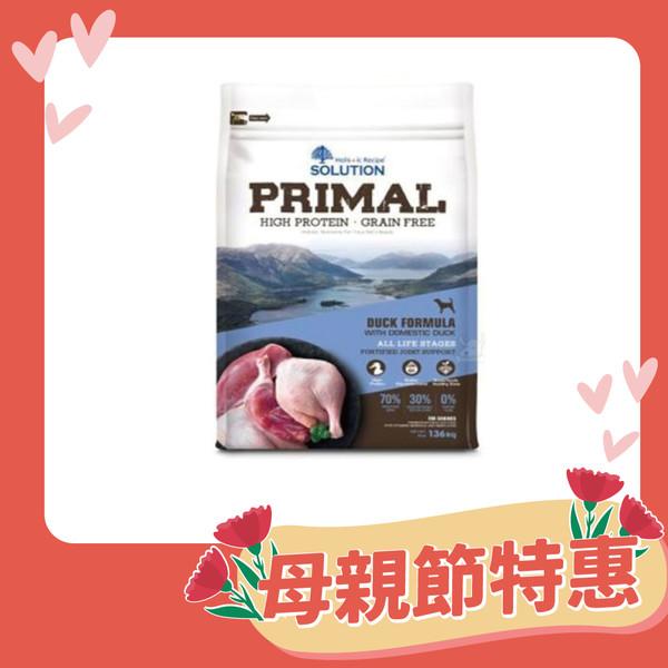 【SOLUTION 耐吉斯】源野高蛋白無穀全齡犬糧 鴨肉 (3lb/6lb/16lb)