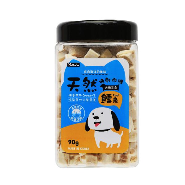 4712257320966_奧力棒-犬用凍乾鱈魚零食  90g