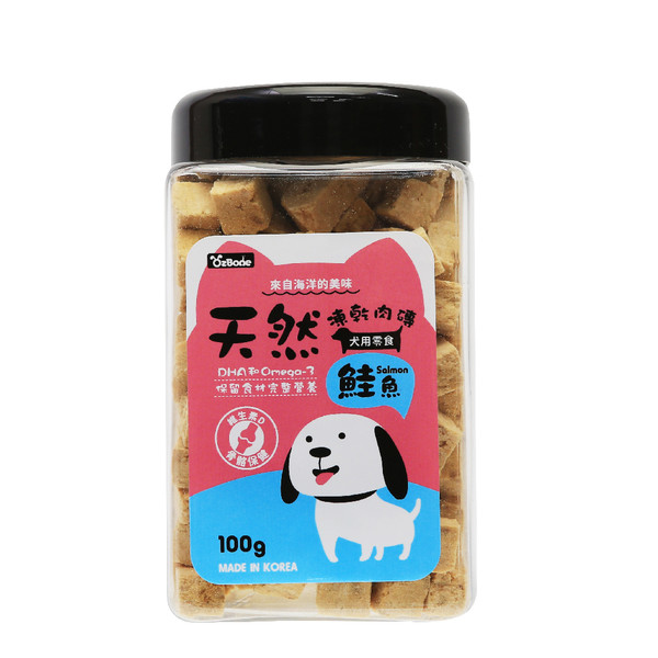 4712257320959_奧力棒-犬用凍乾鮭魚零食  100g