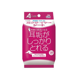 【TAURUS金牛座】耳垢清光光溼紙巾30抽