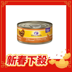 【Wellness】全方位肉條貓-主食罐156g-共2種口味