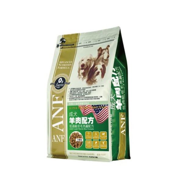 【ANF-愛恩富】成犬羊肉小顆粒15K