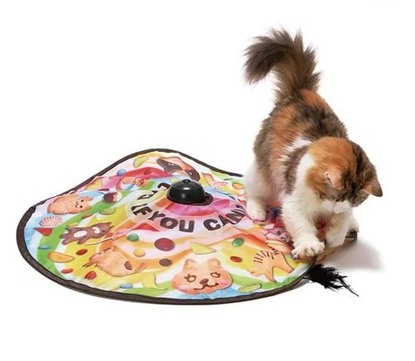 【貓壱】來抓我吧2/電動/自動逗貓玩具