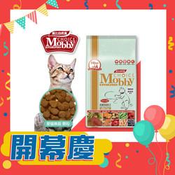 【MobbyChoice莫比自然食】愛貓無穀鹿肉鮭魚