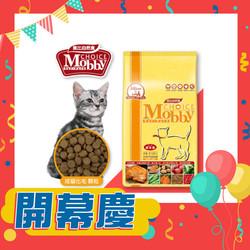 【MobbyChoice莫比自然食】雞肉米成貓化毛