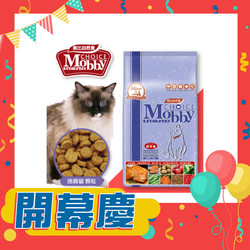 【MobbyChoice莫比自然食】雞肉米挑嘴貓