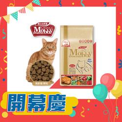 【MobbyChoice莫比自然食】雞肉米高齡貓化毛