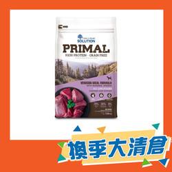 【SOLUTION-耐吉斯】源野高蛋白無穀全齡犬糧-鹿肉6lb-