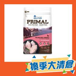 【SOLUTION-耐吉斯】源野高蛋白無穀全齡貓糧-鱈魚3lb-6lb-