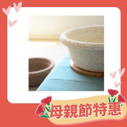 【喵仙兒】愛玩耍寵物坐盆含底座(咖啡色)40-40cm-