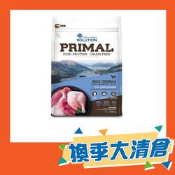 【SOLUTION-耐吉斯】源野高蛋白無穀全齡犬糧-鴨肉-(3lb-6lb-16lb)-