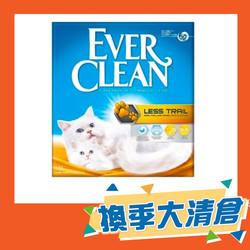 【EVER-CLEAN藍鑽】歐規粗顆粒低塵結塊貓砂10L