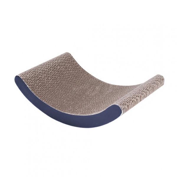(E)喵仙兒-U型木製床造型-瓦楞紙替芯22.6*36.5cm