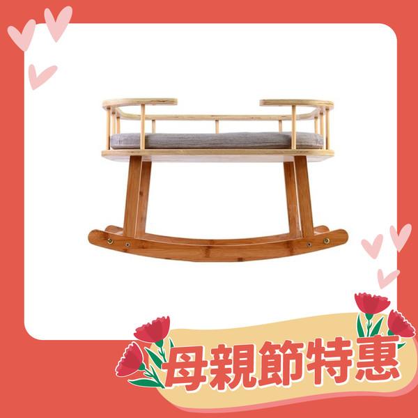 【喵仙兒】木製寵物用搖床