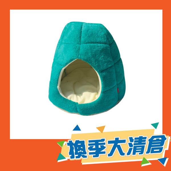 【Sweet】兩用窩 - 冰屋(藍綠/雪白)