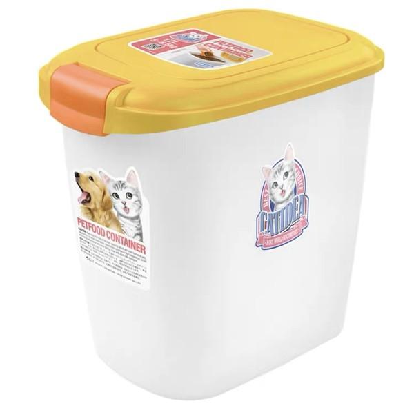 【CATIDEA 貓樂適】CF101-單開飼料桶 5公斤/15公斤