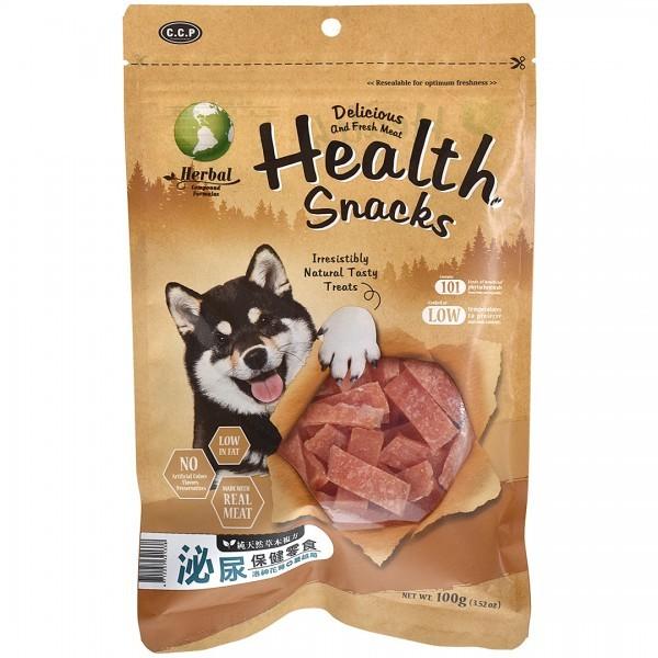 4712257321338_C.C.P機能雞肉(泌尿)保健零食100g