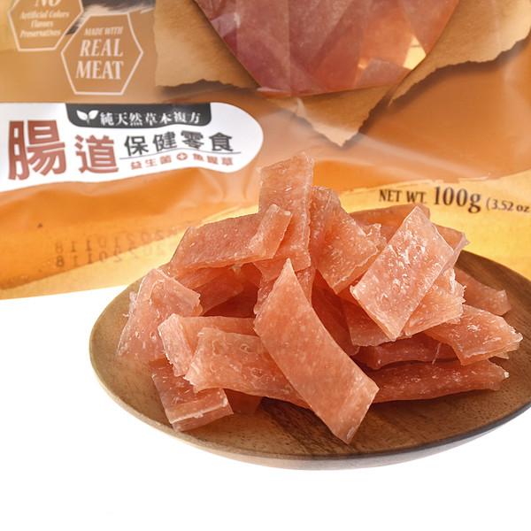 4712257321345_C.C.P機能雞肉(腸道)保健零食100g_商品特寫