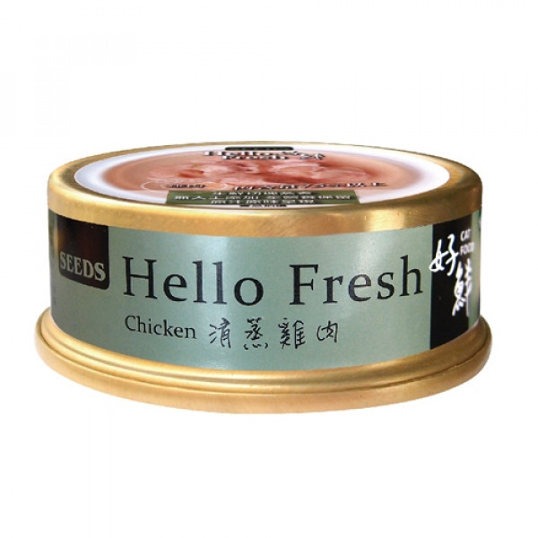 【惜時SEEDS】Hello Fresh好鮮原汁湯罐 50g - 共五種
