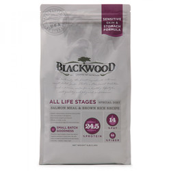 75492304448BLACKWOOD柏萊富功能性全齡腸胃保健配方(鮭魚+糙米)30lb