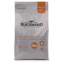 75492302222BLACKWOOD柏萊富功能性全齡護膚亮毛配方(羊肉+糙米)30lb