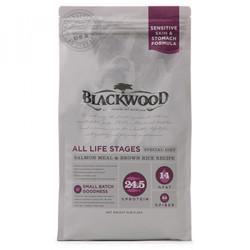 75492154449BLACKWOOD柏萊富功能性全齡腸胃保健配方(鮭魚+糙米)15lb