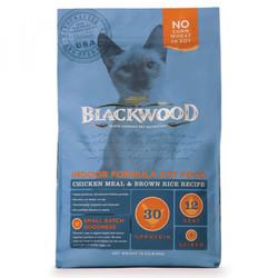 75492881543BLACKWOOD柏萊富室內貓全齡優活配方(雞肉+糙米)13.23lb