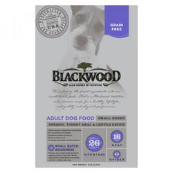 75492000678BLACKWOOD柏萊富極鮮無穀小型成犬均衡配方(鯡魚+火雞肉+扁豆)15lb