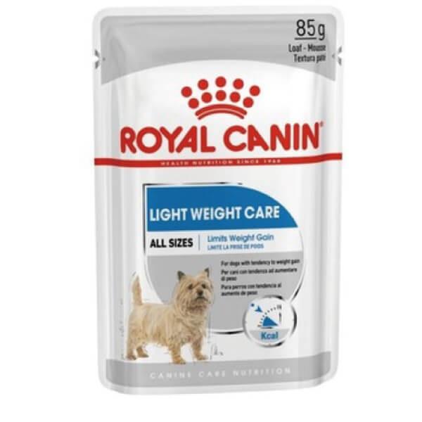 260_毛毛商城_RoyalCanin法國皇家_體重控制犬濕糧LWW-85G_9003579008706